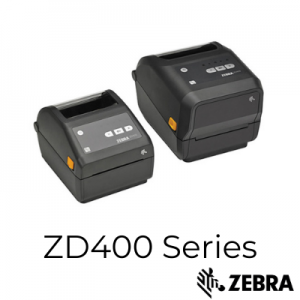 ZD400 Series Desktop Printer by Zebra