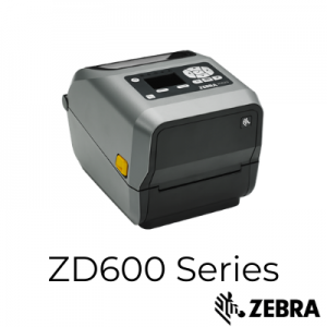 ZD600 Series Desktop Printer by Zebra