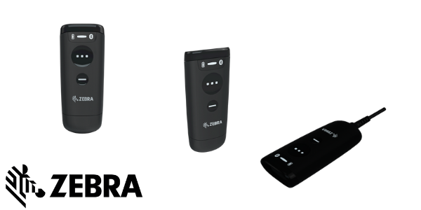 CS60 Companion Scanner by Zebra