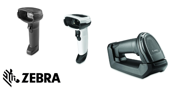 DS8100 Series Scanners by Zebra