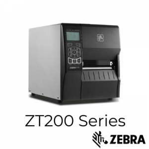 ZT200 Industrial Printer Series by Zebra
