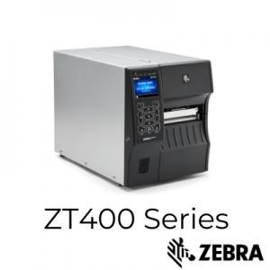 ZT400 Industrial Printer Series by Zebra