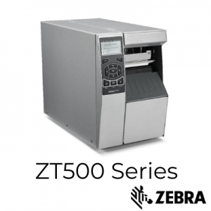 ZT500 Industrial Printer Series by Zebra