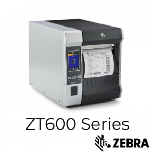 ZT600 Industrial Printer Series by Zebra