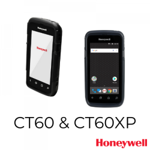 CT60 & CT60XP Mobile Computers by Honeywell