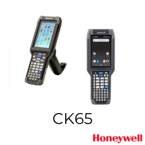 CK65 Handheld Computer by Honeywell