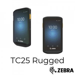 TC25 Rugged Mobile Computer by Zebra