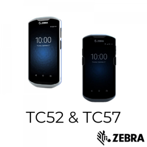 TC52 & TC57 Mobile Computers by Zebra