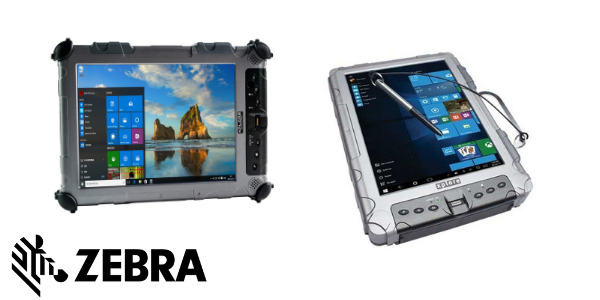 XC6 Rugged Tablet by Zebra