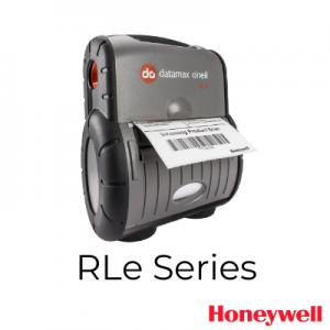 RLe Mobile Printer Series by Honeywell