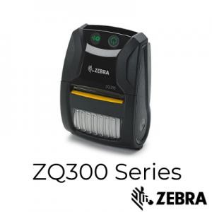 ZQ300 Mobile Printer Series by Zebra