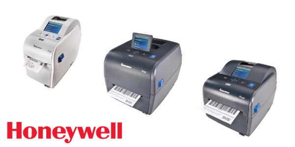 PC43 Desktop Printer by Honeywell