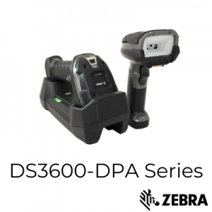 DA3608-DPA Rugged Scanner Series by Zebra
