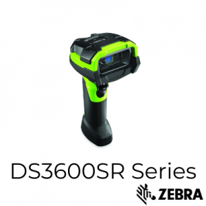 DS3600SR Rugged Scanner Series by Zebra