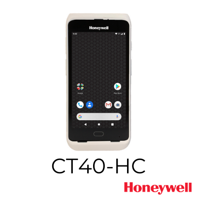 CT40-HC Mobile Computer by Honeywell