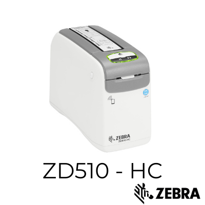 ZD510 Wristband Printer by Zebra