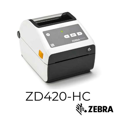ZD420 Healthcare Printer by Zebra