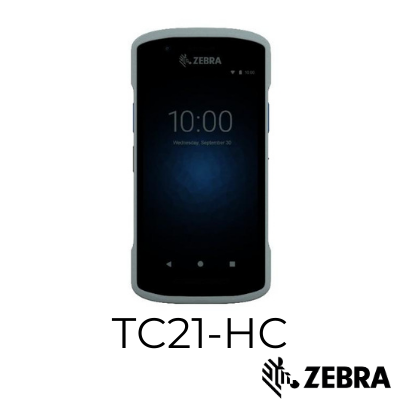 TC21-HC Mobile Computer by Zebra