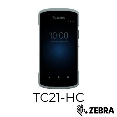 TC21-HC Mobile Computer by Zebra