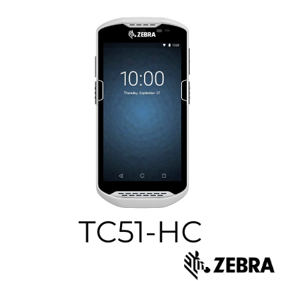 TC51-HC Mobile Computer by Zebra