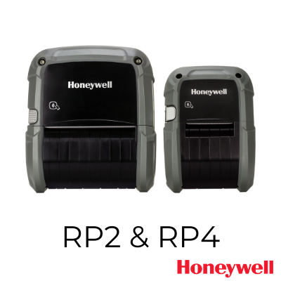 RP2 & RP4 Healthcare Printers by Honeywell
