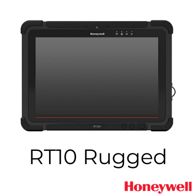 RT10 Tablet by Honeywell